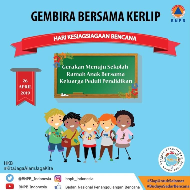 March 2019 Sekolah Ramah Anak